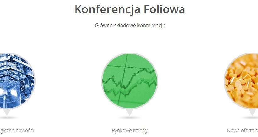 Konferencja Foliowa 2016