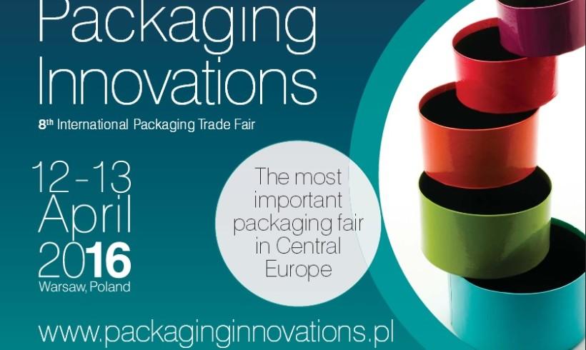 Targi Packaging Innovations 12-13.04.2016, Warszawa