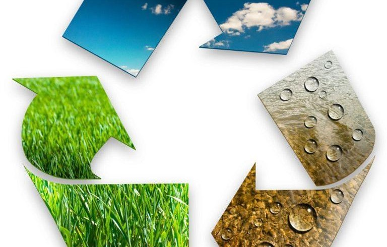 Recykling i odzysk syntetycznych i naturalnych materiałów polimerowych