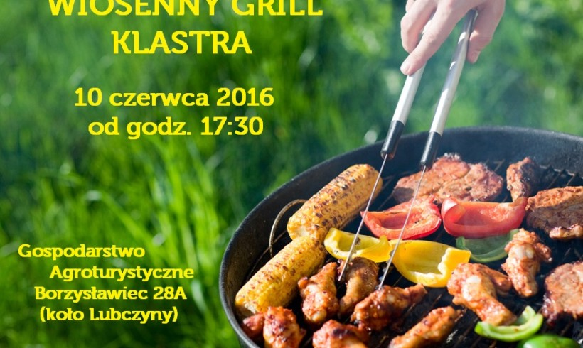 (Polski) Wiosenny Grill Klastra