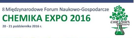 CHEMIKA EXPO 2016