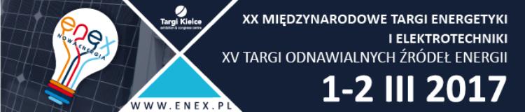 Targi ENEX 2017