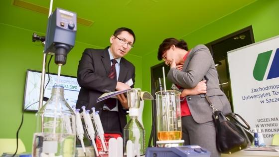 Chemika Expo dla rozwoju biznesu