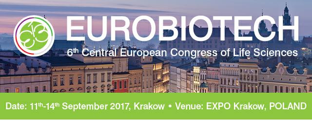 6 edycja Central European Congress of Life Sciences EUROBIOTECH