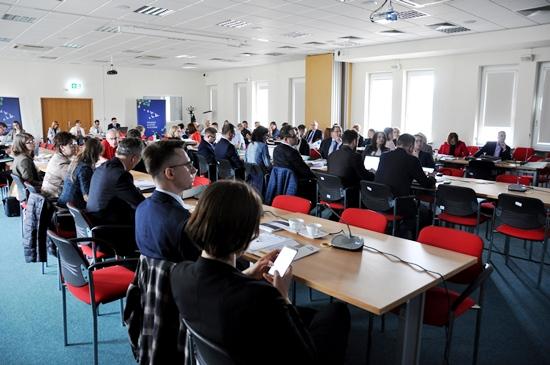 Spotkanie Krajowych Klastrów Kluczowych w Ministerstwie Rozwoju