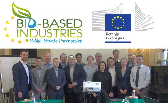 BiOPEN H2020 project kick-off meeting in Rome
