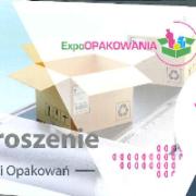 Zaproszenie na targi ExpoOpakowania