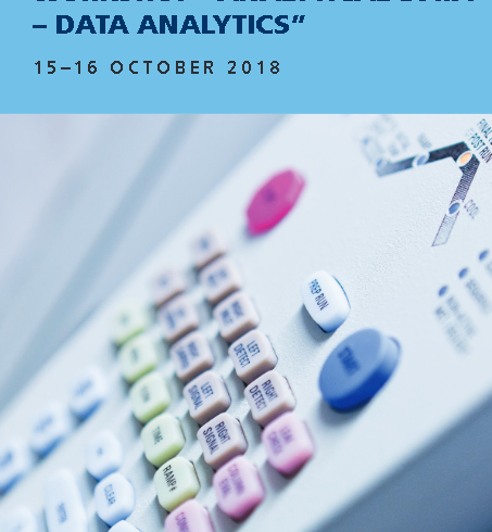 """Warsztaty """"Analytical Data – Data Analytics"""" 15-16 października 2018r. we Freising (Niemcy)"""