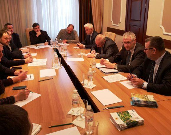 Misja gospodarcza do Kijowa