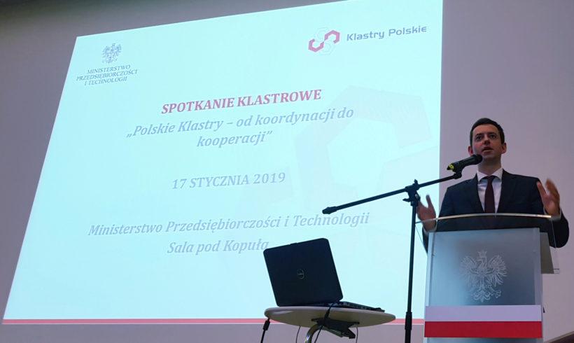 """Spotkanie klastrowe """"Polskie Klastry – od koordynacji do kooperacji"""""""