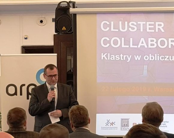 """West Pomeranian Chemical Cluster """"Green Chemistry"""" participated in the Cluster Collaboration Day"""
