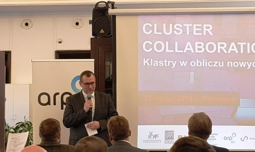 "West Pomeranian Chemical Cluster ""Green Chemistry"" participated in the Cluster Collaboration Day"