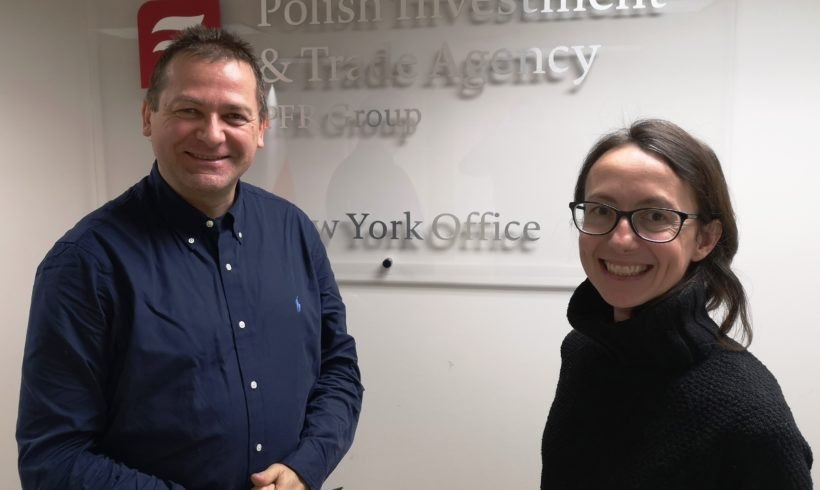 (Polski) Misja bilateralna do USA