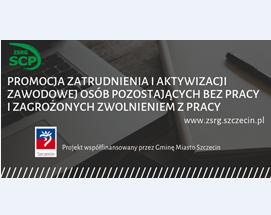 (Polski) Zachodniopomorskie Stowarzyszenie Rozwoju Gospodarczego – SCP realizuje projekt z zakresu pozyskania ofert pracy