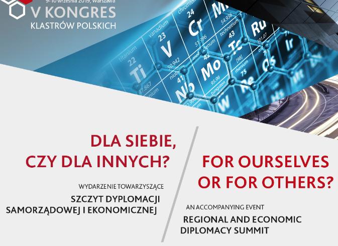 (Polski) Coraz bliżej 5. Kongres Klastrów Polskich