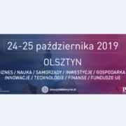 VII Polski Kongres Przedsiębiorczości w Olsztynie – EKOSTRATEG 2019