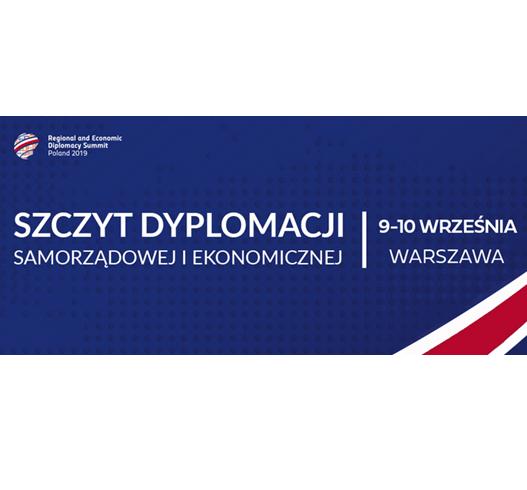 (Polski) Ministerstwo Przedsiębiorczości i Technologii organizatorem Szczytu Dyplomacji Samorządowej i Ekonomicznej