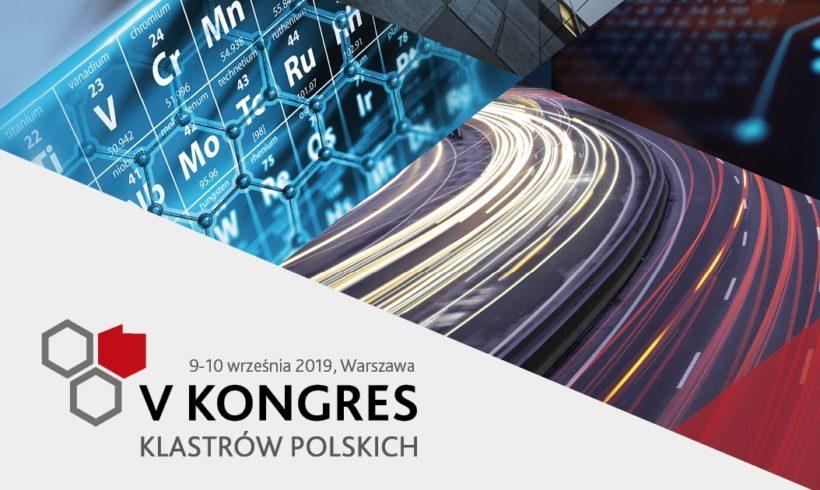 (Polski) V Kongres Klastrów Polskich