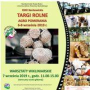 """(Polski) XXXII Barzkowickie Targi Rolne """"Agro Pomerania"""" 2019"""