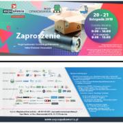 Targi Opakowań i Technologii Pakowania – 20-21 listopada 2019