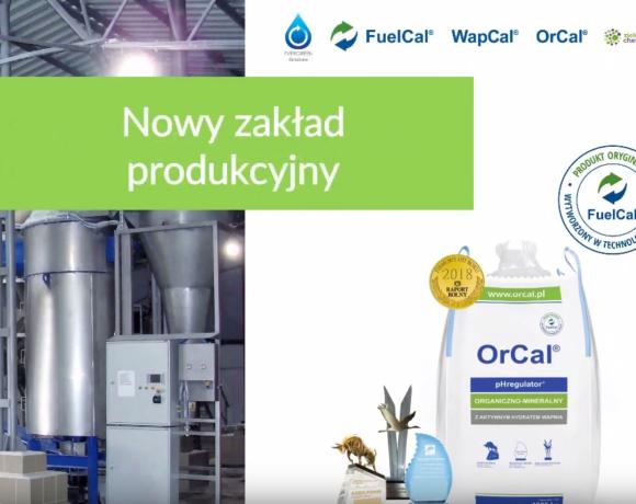 (Polski) Kolejny nowy zakład OrCal®