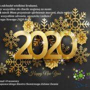 (Polski) Życzenia noworoczne na rok 2020