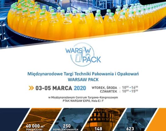 (Polski) Ruszyły targi Warsaw Pack i Food Tech Expo