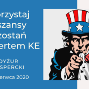(Polski) Dyżur ekspercki: Skorzystaj z szansy i zostań Ekspertem KE