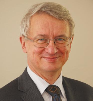 Sylwetka Jerzego Majchrzaka – członka Sektorowej Rady ds. Chemii