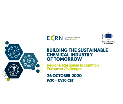 "ECRN conference: ""Building the Sustainable Chemical Industry of Tomorrow: Regional Response to common European Challenges"""