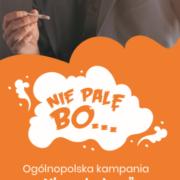 """(Polski) Ogólnopolska kampania """"Nie palę bo…"""""""