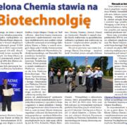 (Polski) Ciekawy artykuł o Klastrze w czasopiśmie Rozwiń Skrzydła