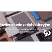 (Polski) Kronospan wypuszcza linię antybakteryjnych produktów